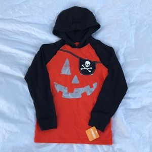 NWT Gymboree Halloween Pirate hoodie shirt 🏴☠️
